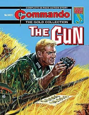 Commando #5424: The Gun