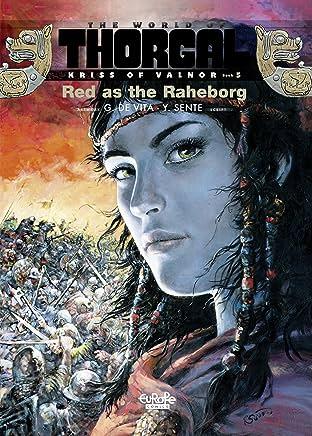 Kriss of Valnor Vol. 5: Red as the Raheborg