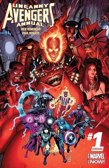 Uncanny Avengers (2012-2014) Annual #1