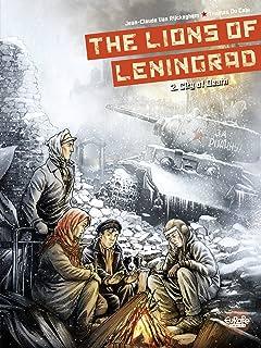 The Lions of Leningrad Vol. 2: City of Death