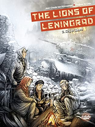 The Lions of Leningrad Vol. 2: City of Death
