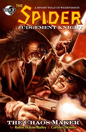 The Spider: Judgement Knight: The Chaos Maker