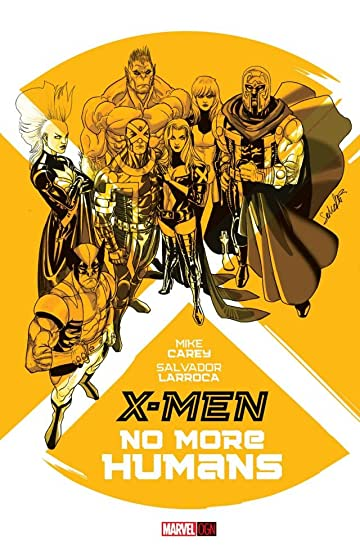 X-Men: No More Humans
