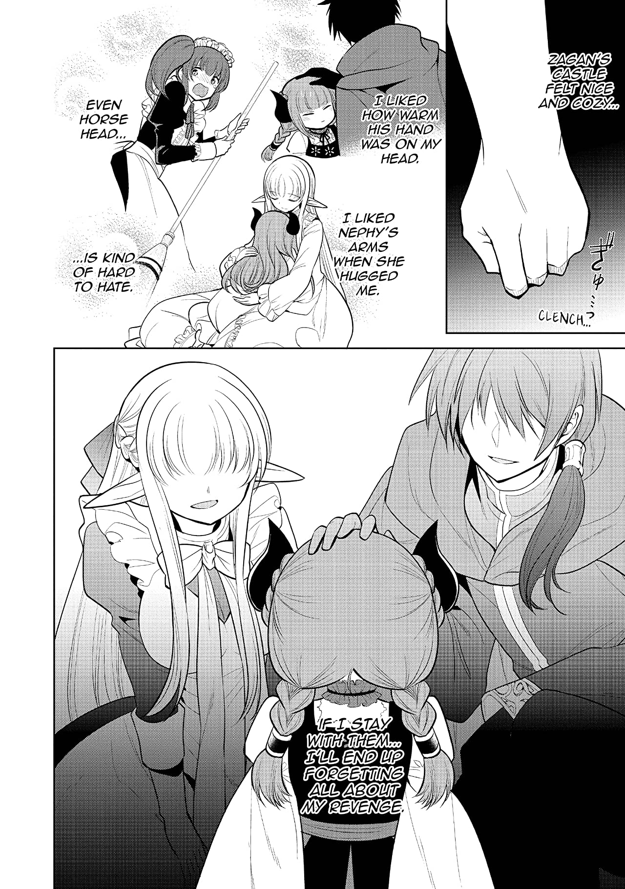 An Archdemon's Dilemma: How to Love Your Elf Bride (Manga) Vol. 5