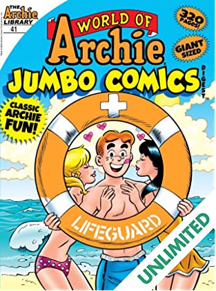 World of Archie Comics Digest #41