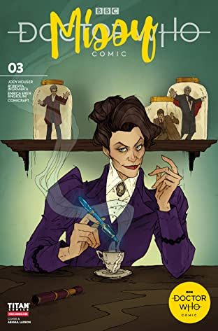 Doctor Who Comic #2.3: Missy