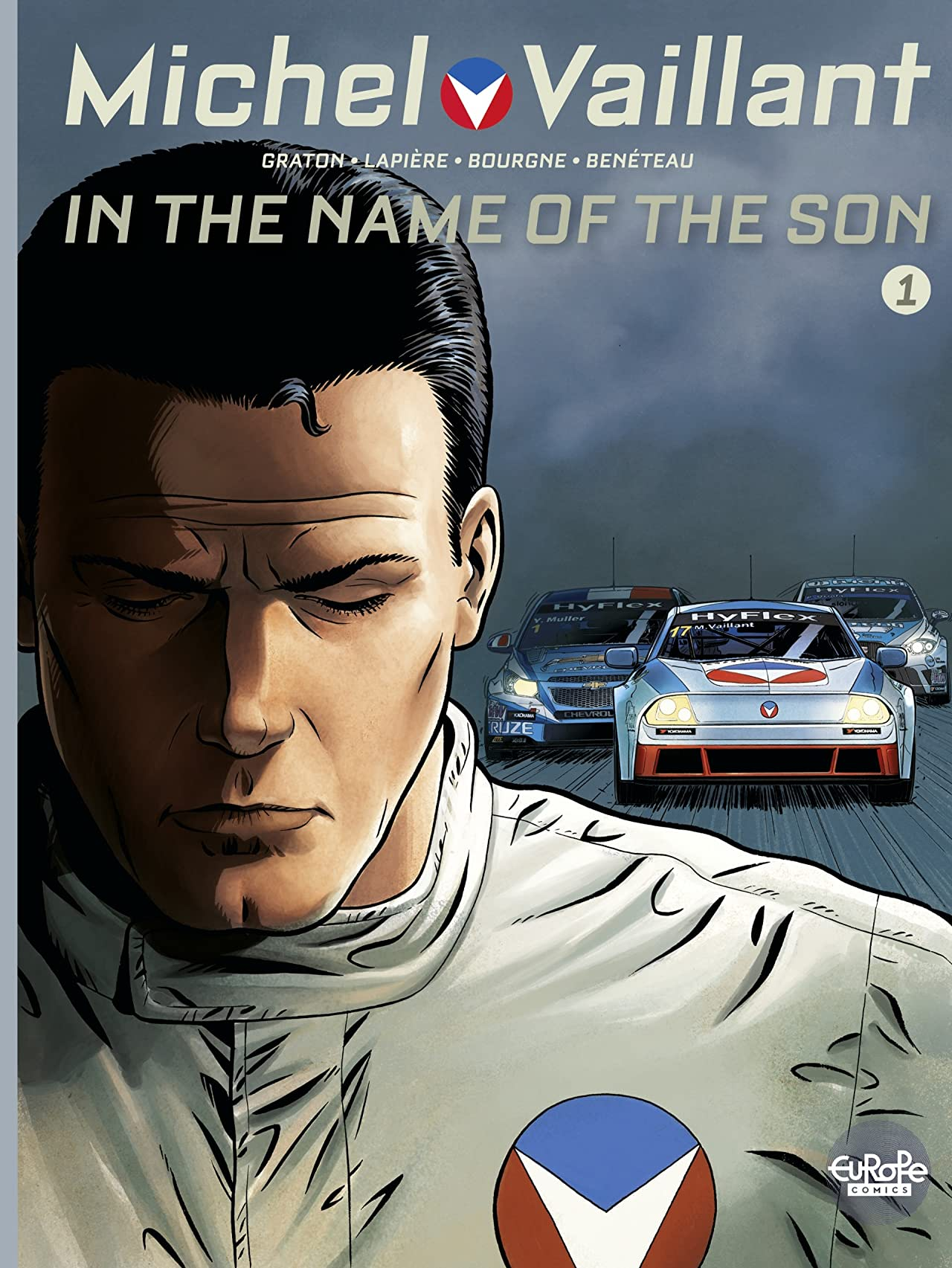 Michel Vaillant Vol. 1: In the Name of the Son