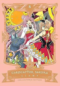 Cardcaptor Sakura Collector's Edition Tome 8