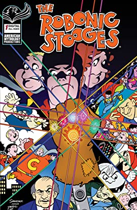 Robonic Stooges #1: The Imbicile Gauntlet