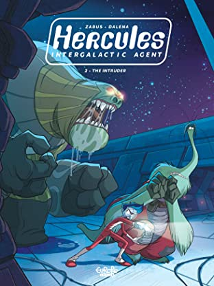 Hercules Intergalactic Agent Vol. Volume: The Intruder