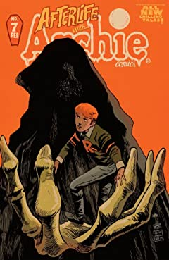 Afterlife With Archie No.7