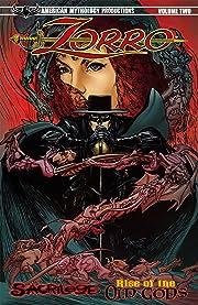 Zorro Vol. 2