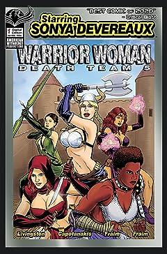 Starring Sonya Devereaux Warrior Women Death Team 5
