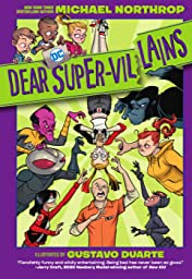 Dear DC Super-Villains (2021)