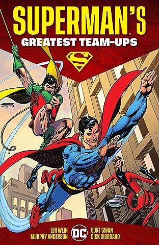 Superman's Greatest Team-Ups