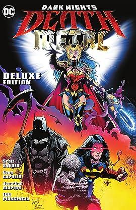 Dark Nights: Death Metal (2020-): Deluxe Edition