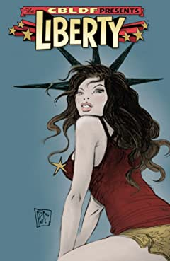 CBLDF Presents: Liberty Annual 2008-2012