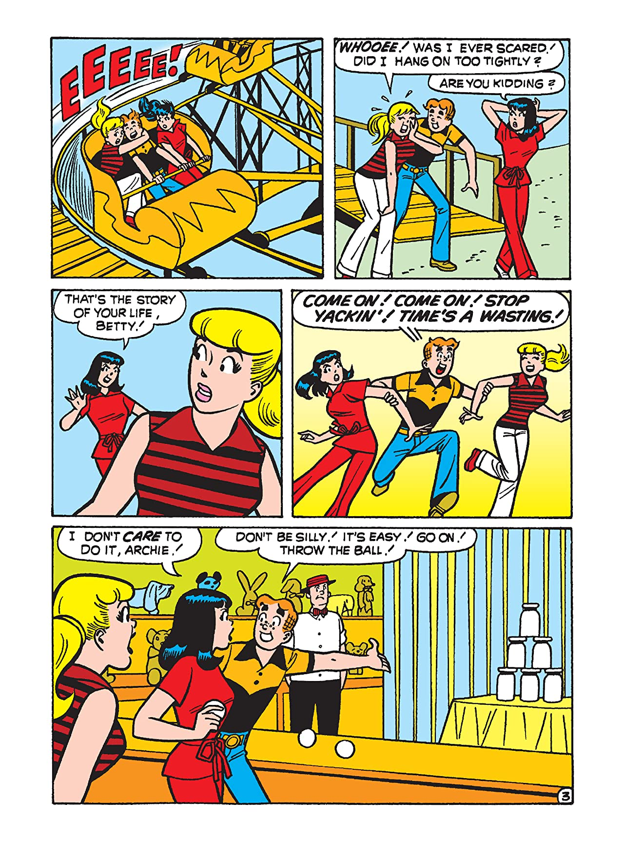 Archie Comics Digest #251