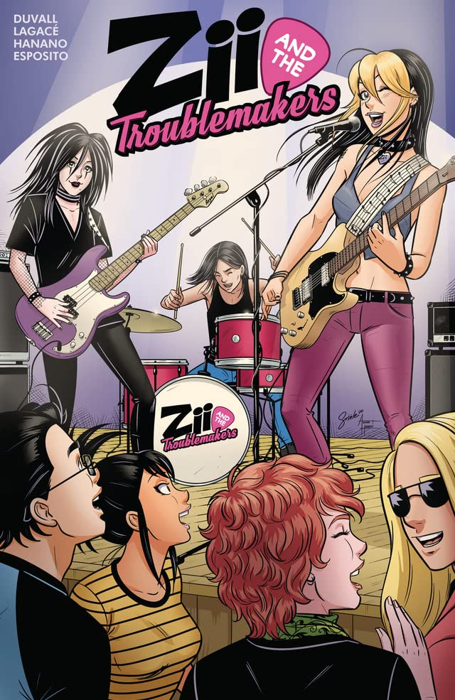 Zii and the Troublemakers