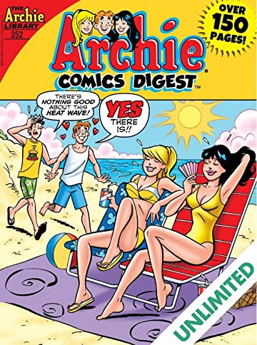 Archie Comics Digest #252