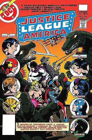 Justice League of America (1960-1987) #160