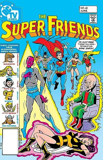 Super Friends (1976-1981) #45