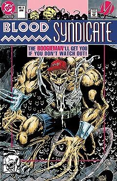 Blood Syndicate (1993-1995) No.3