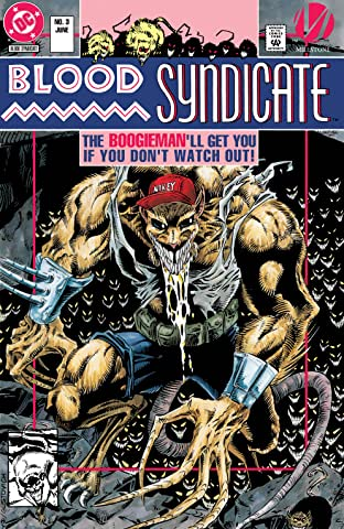 Blood Syndicate (1993-1995) #3