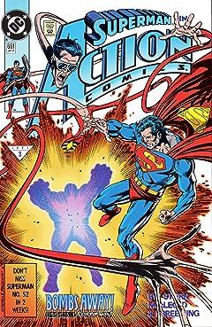 Action Comics (1938-2011) No.661