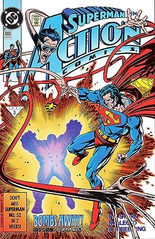 Action Comics (1938-2011) #661