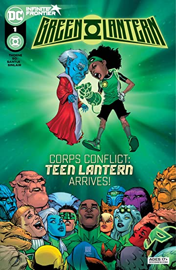 Green Lantern (2021-) #1