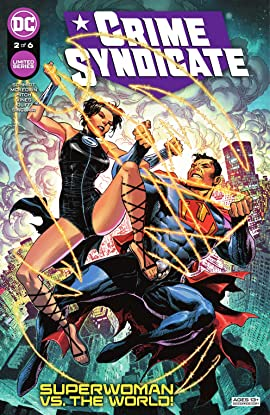 Crime Syndicate (2021-) #2