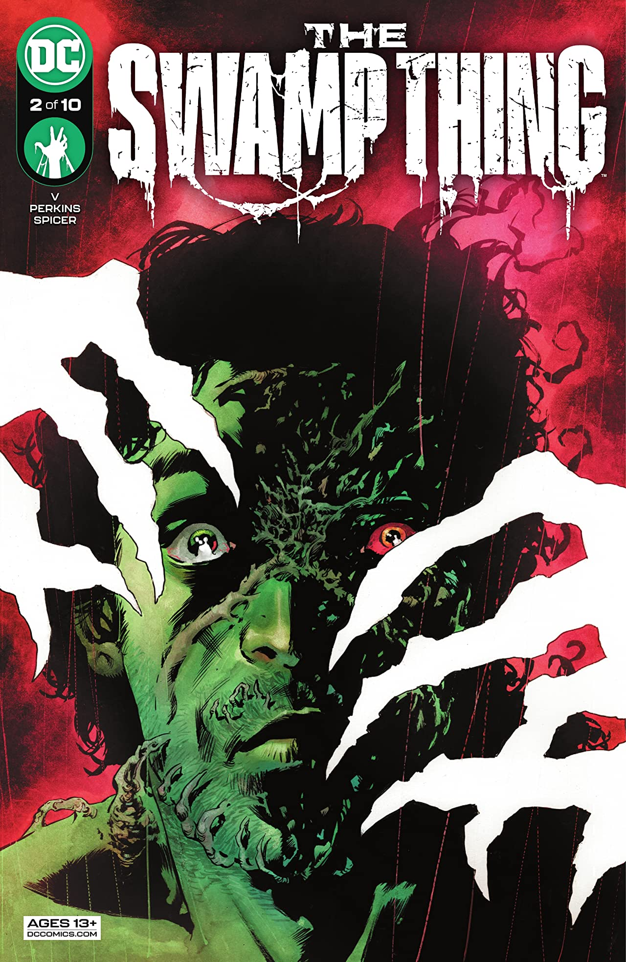 The Swamp Thing (2021-) #2