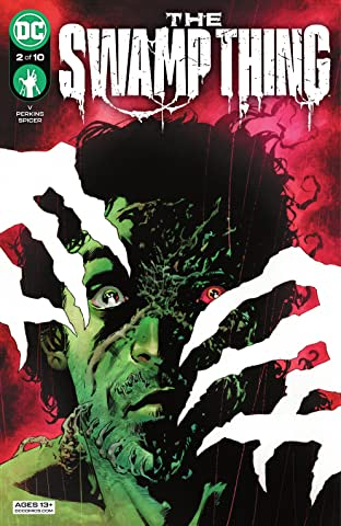 The Swamp Thing (2021-) No.2