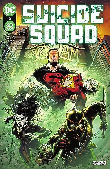 Suicide Squad (2021-) No.2