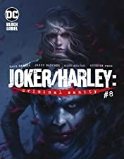 Joker/Harley: Criminal Sanity (2019-) No.8