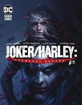 Joker/Harley: Criminal Sanity (2019-) #8