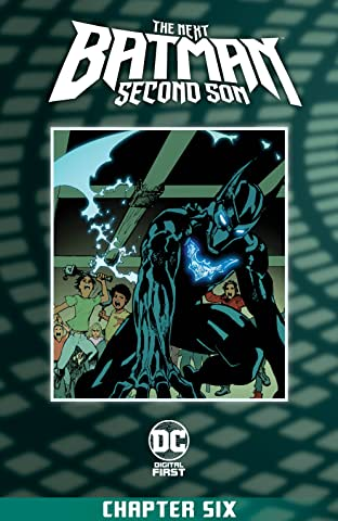 The Next Batman: Second Son (2021-) #6