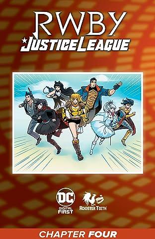 RWBY/Justice League (2021) #4