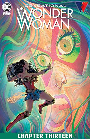 Sensational Wonder Woman (2021-) #13