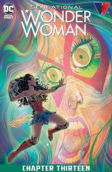 Sensational Wonder Woman (2021-) #13