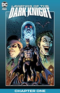 Legends of the Dark Knight (2021-) #1