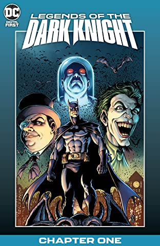 Legends of the Dark Knight (2021-) #1
