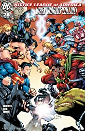Justice League of America (2006-2011) #28