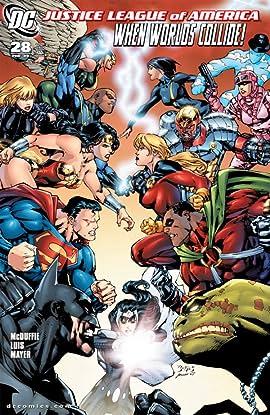 Justice League of America (2006-2011) No.28