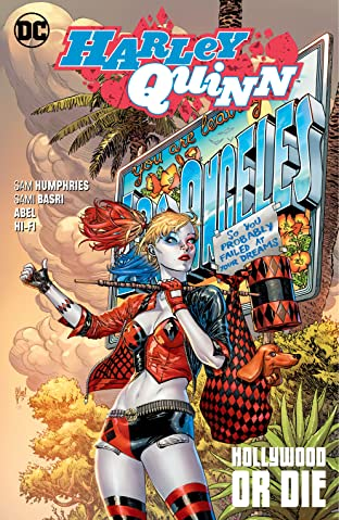 Harley Quinn (2016-) Tome 5: Hollywood or Die