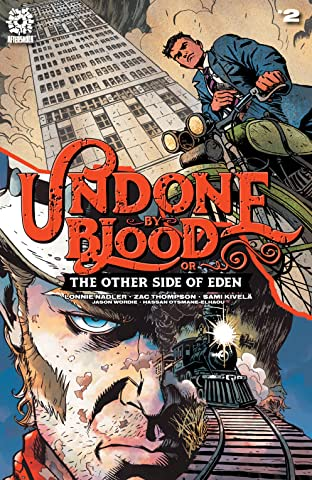 Undone By Blood No.2