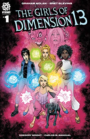 Girls of Dimension 13 No.1