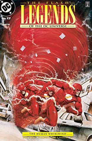 Legends of the DC Universe #17