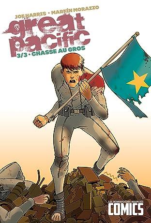 Great Pacific Tome 3: Chasse au gros (T13 a T18) - Intégrale numérique